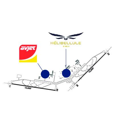 Airport Diagram of CYMX