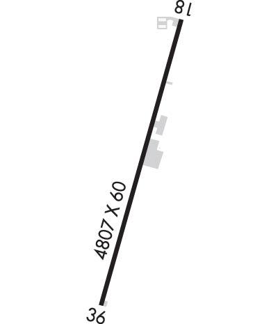Airport Diagram of K3S4