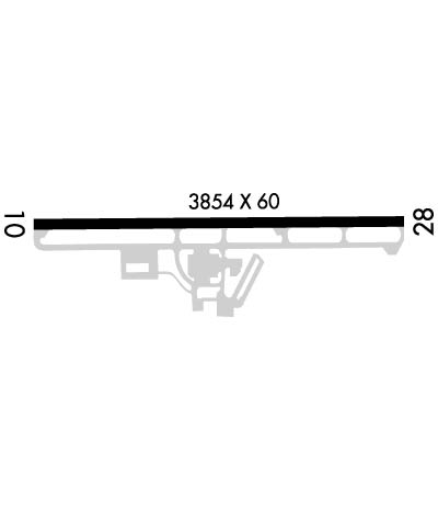 Airport Diagram of K5G0