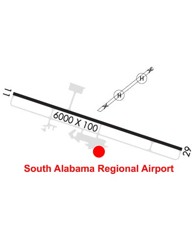 Airport Diagram of K79J