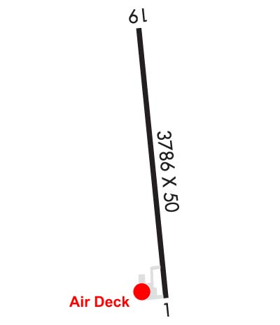 Airport Diagram of K9D4