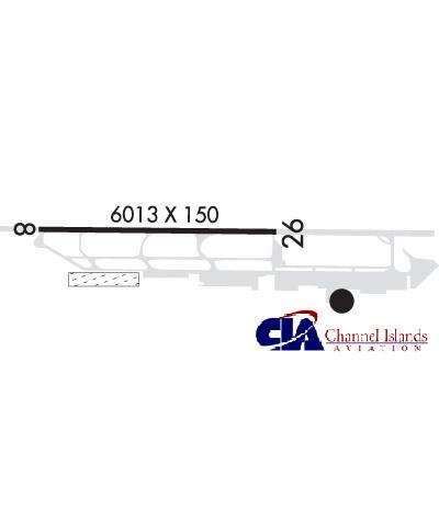 Airport Diagram of KCMA
