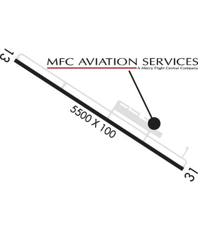 Airport Diagram of KD38