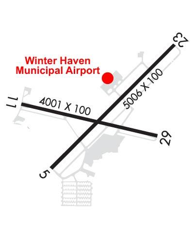 Airport Diagram of KGIF