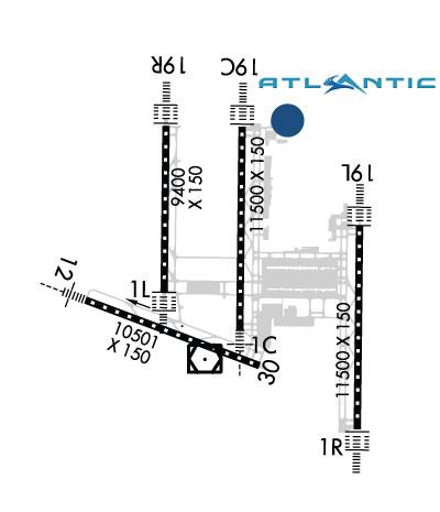 Airport & FBO Info for KIAD WASHINGTON DULLES INTL