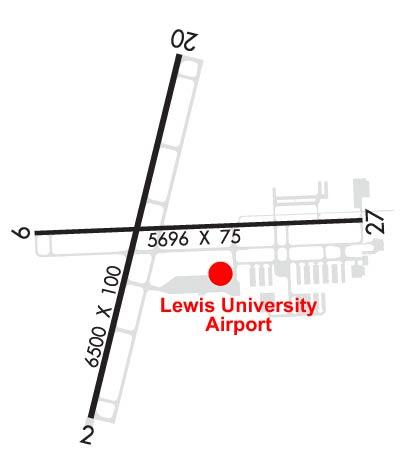Airport Diagram of KLOT