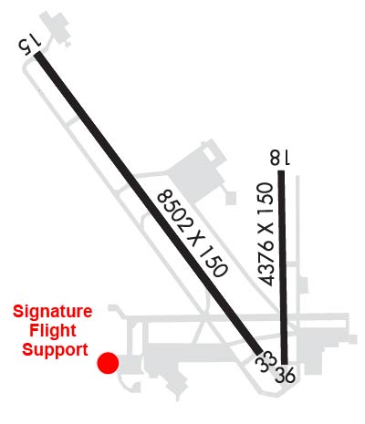 Airport Diagram of KMOB