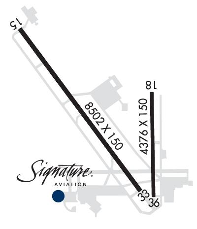 Airport Diagram of KMOB