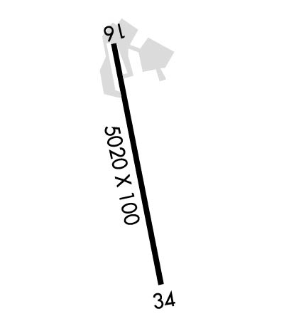 Airport Diagram of KO05