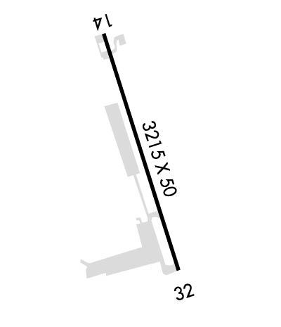 Airport Diagram of KO86