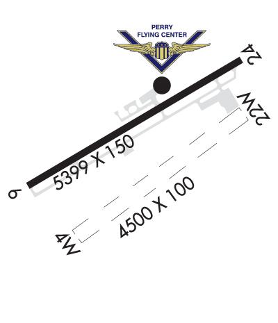 Airport Diagram of KPTN