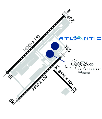 Airport Diagram of KRDU