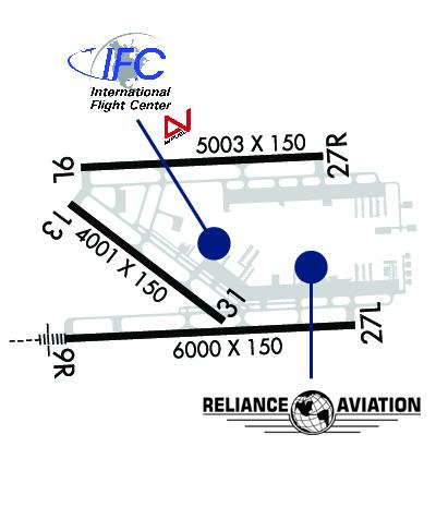 Airport Diagram of KTMB