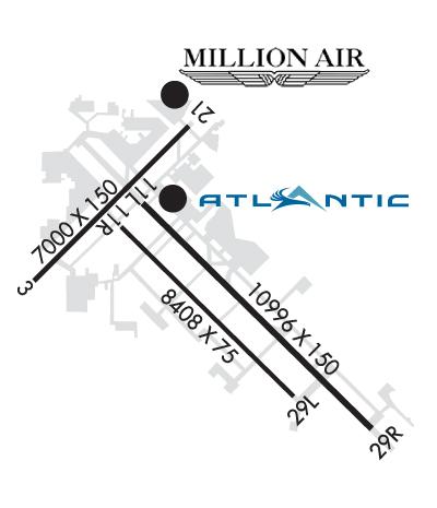 airport  u0026 fbo info for ktus tucson intl tucson az