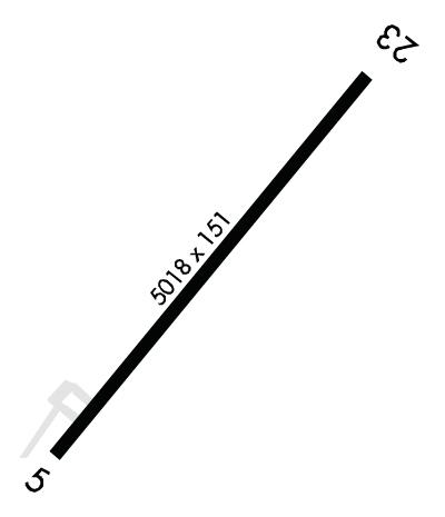 Airport Diagram of KW94