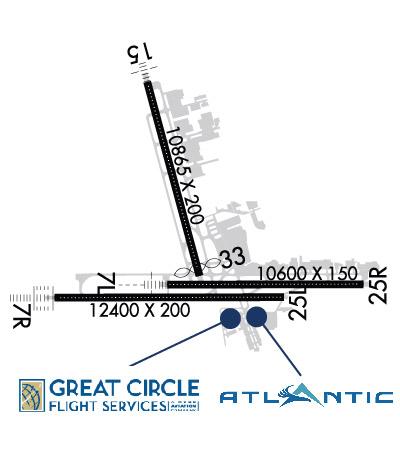 airport diagram of panc